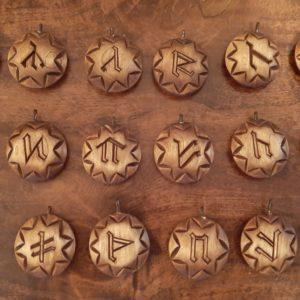 Slavenosrbske Rune